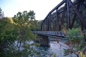 Photo of Thurmond Bridge
