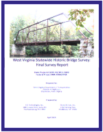Download the Statewide Historic Bridge Survey Report